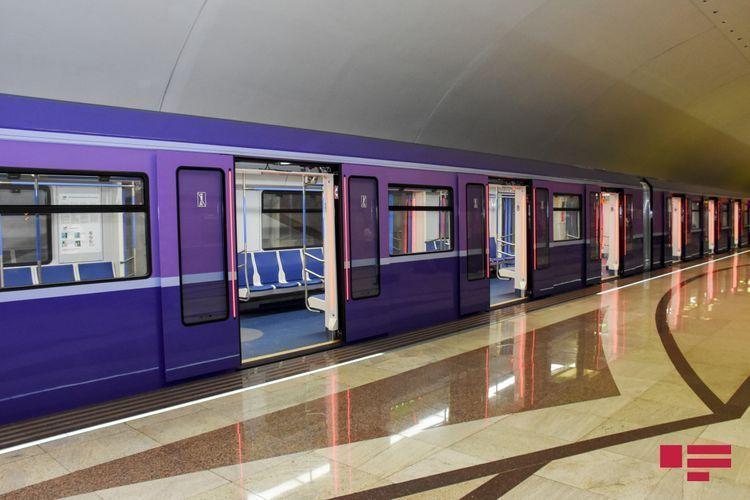 Bakı metrosundan istifadə edənlərin sayı pandemiya səbəbindən yanvar-oktyabrda 61% azalıb