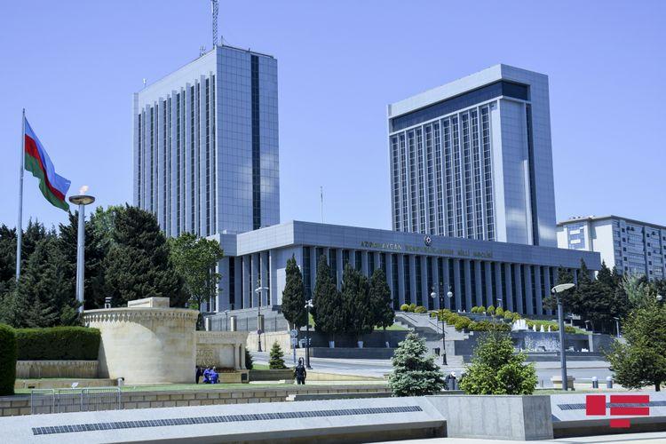 Milli Məclisin plenar iclası noyabrın 20-də keçiriləcək