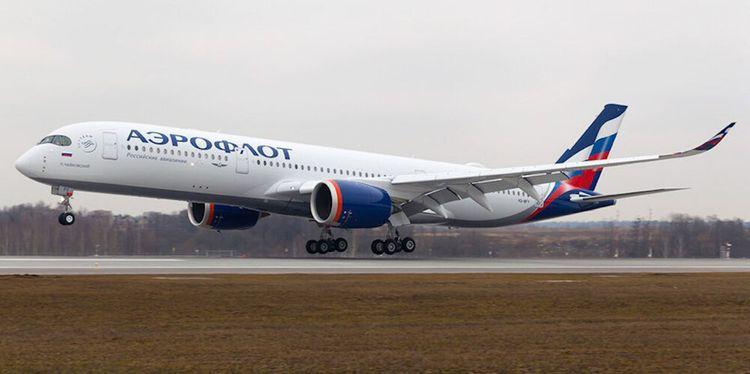 Aeroflot to resume flights to Iran starting November 18
