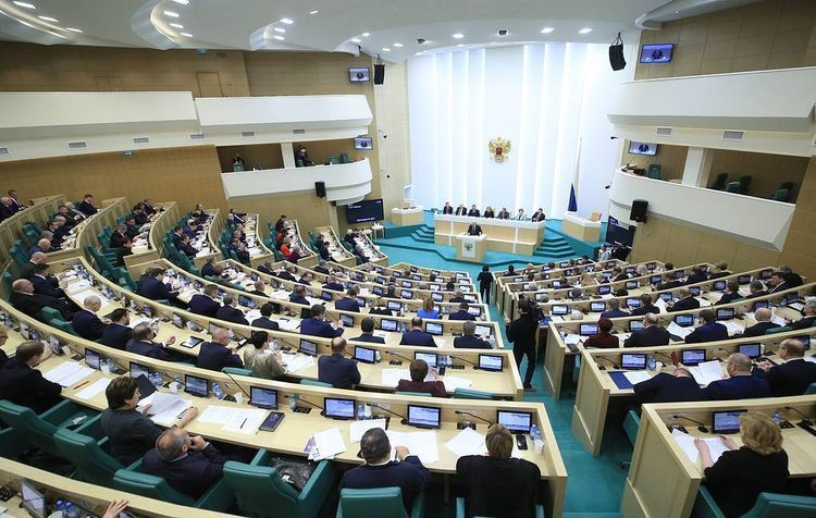 Federation Council allows Russian Armed Forces to participation in peaceful mission in Nagorno Karabakh