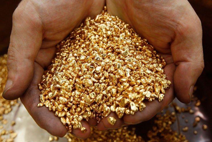 Добыча золота в Азербайджане в январе-октябре снизилась на 4%, производство серебра выросло на 13% - ТАБЛИЦА