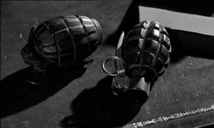 В Джабраиле на комендантском посту из автомобиля изъяты детонаторы гранаты
