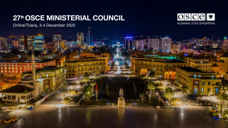 Date of the 27th OSCE Ministerial Council revealed
