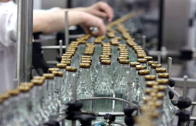 Производство водки в Азербайджане выросло более чем на 15% - ТАБЛИЦА