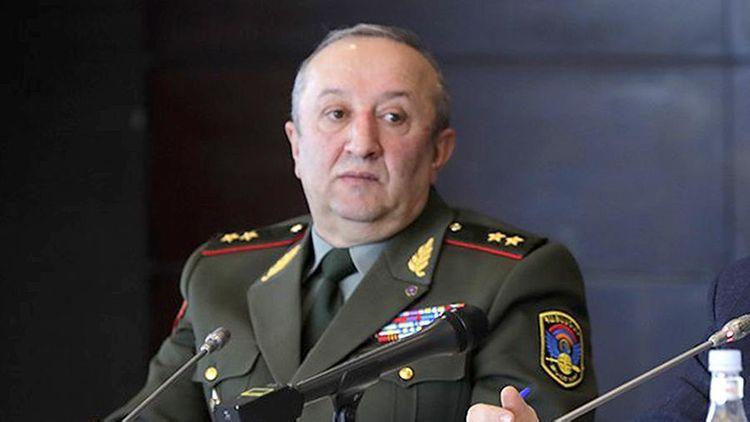 Ermənistan MN-in Hərbi Nəzarət Xidmətinin rəisi istefa ərizəsi yazıb