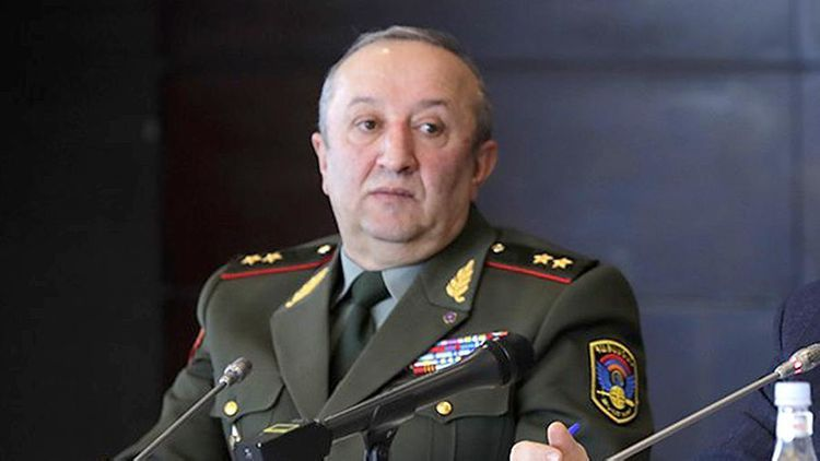 Head of Armenian Defense Ministry's Military Control Service resigns
