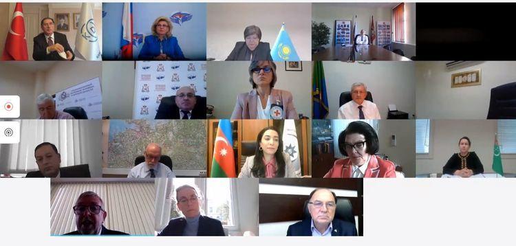 Омбудсмен проинформировала участников международной конференции о военных преступлениях Армении