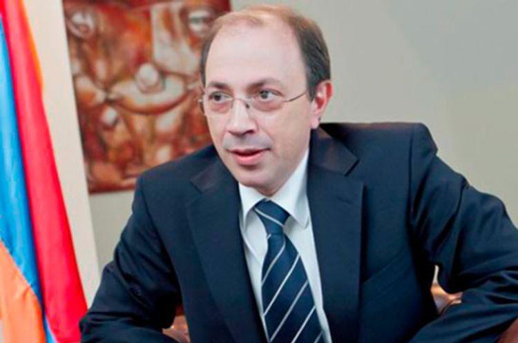Armenia has new foreign affairs minister