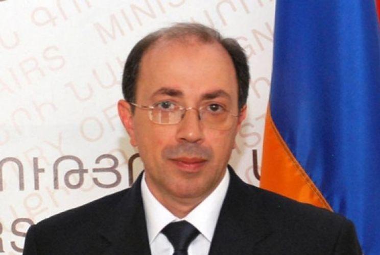 Назначен новый глава МИД Армении