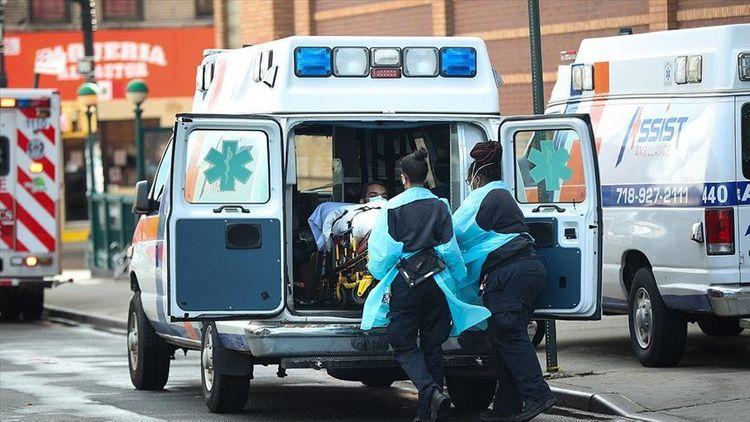 ABŞ-da son sutkada COVID-19-a 152 996 yoluxma qeydə alınıb, 1 524 nəfər ölüb