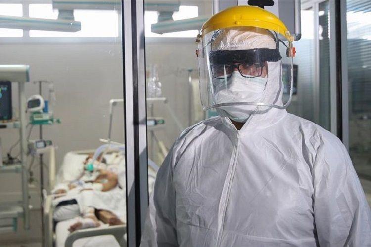 Türkiyədə bir sutkada 116 nəfər COVID-19-dan dünyasını dəyişib