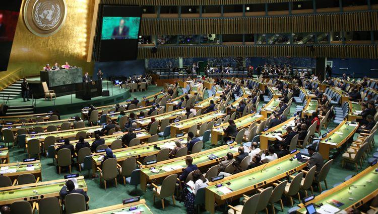 Комитет Генассамблеи ООН принял резолюцию, осуждающую нарушения прав человека в Крыму