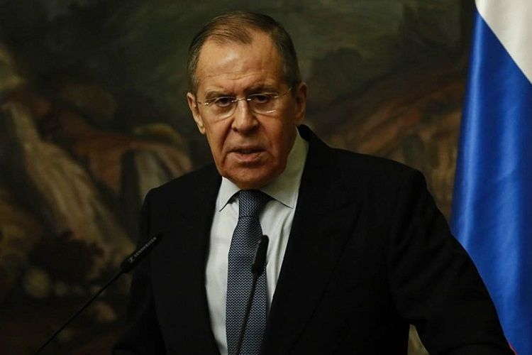 Lavrov discussed the situation in Karabakh with the OSCE Minsk Group co-chairs