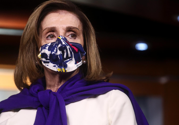 House Democrats back Pelosi for another term as speaker