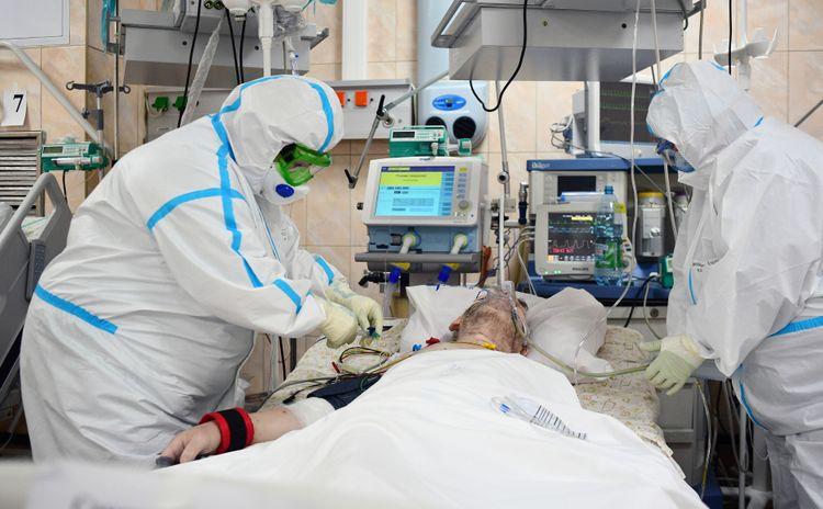 В Москве за сутки умерли 73 пациента с коронавирусом