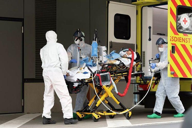 ABŞ-da son altı ay üzrə koronavirusdan ən yüksək sutkalıq ölüm qeydə alınıb