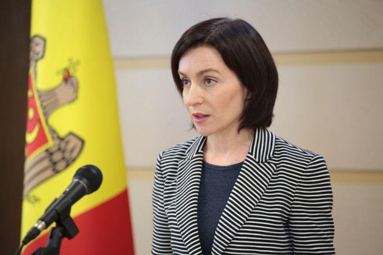 """Moldovanın yeni prezidenti: """"Ukrayna ilə ikitərəfli münasibətləri dərhal bərpa etdirməliyik"""""""