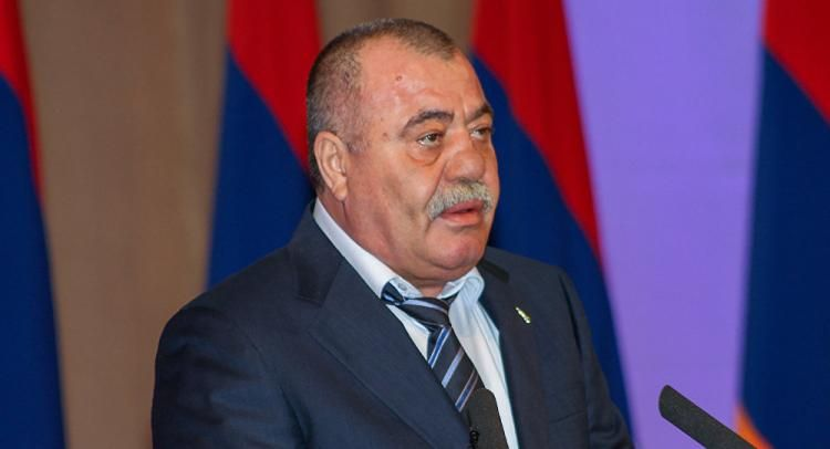 Ermənistan müdafiə nazirinin sabiq müavini Manvel Qriqoryan ölüb
