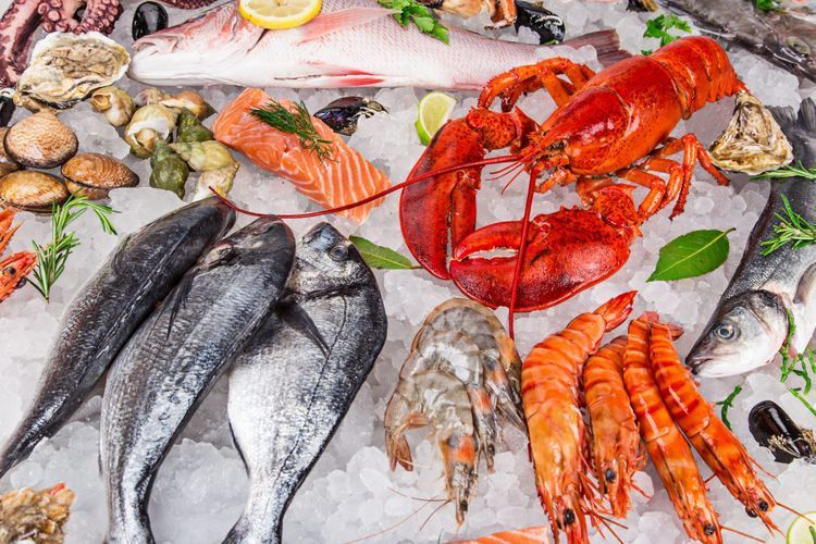 Azerbaijan decreased import of fish and sea products, increased its export