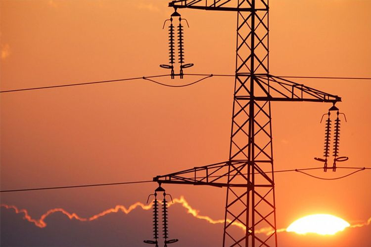 Hadrut qəsəbəsi elektrik enerjisi ilə təmin olunub