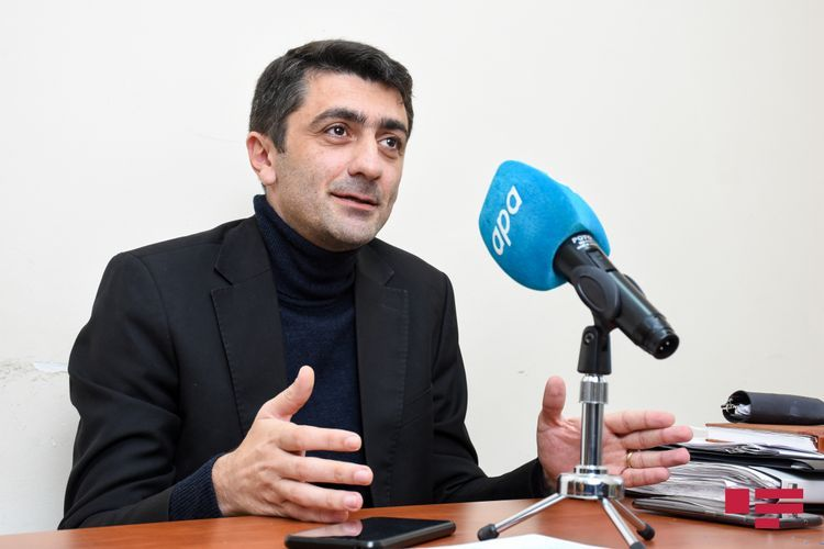 """Archaeologist: """"Word """"Artsakh"""", Khachin principality have absolutely nothing to do with Armenians"""""""