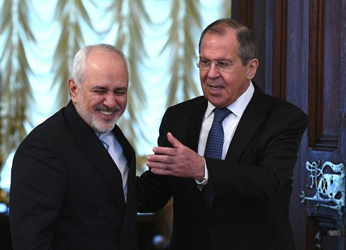 Russian and Iranian FMs to discuss situation around Karabakh conflict