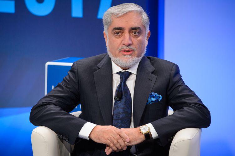Əfqanıstan Milli Barışıq Ali Şurasının sədri Ankaraya səfər edib
