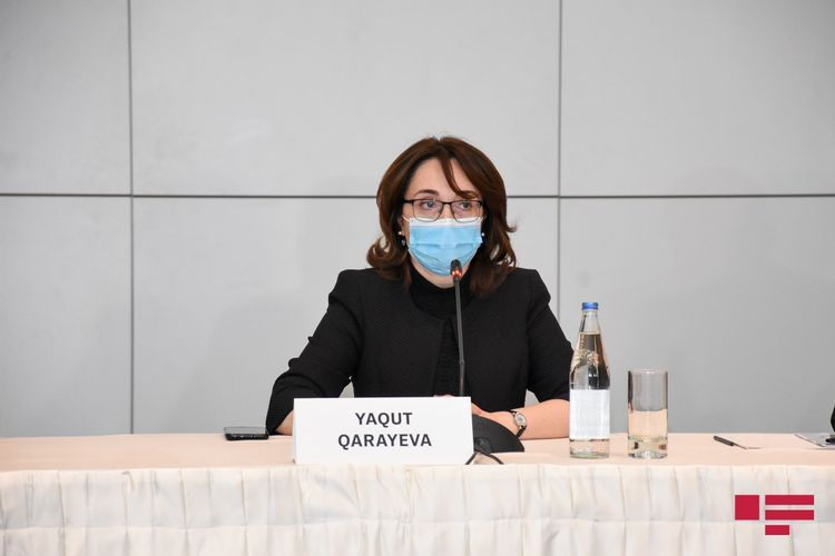"""Yagut Garayeva: """"We don't have on our hands any effective method other than quarantine in fight against disease"""""""