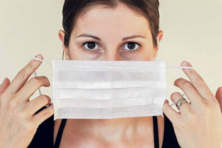 Those, who do not wear mask in open places, to be also fined in the amount of AZN 100 in Azerbaijan