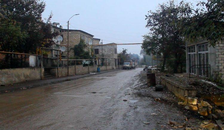 «Азеришыг»: Устраняется ущерб, нанесенный гражданским объектам в прифронтовых регионах - ФОТО