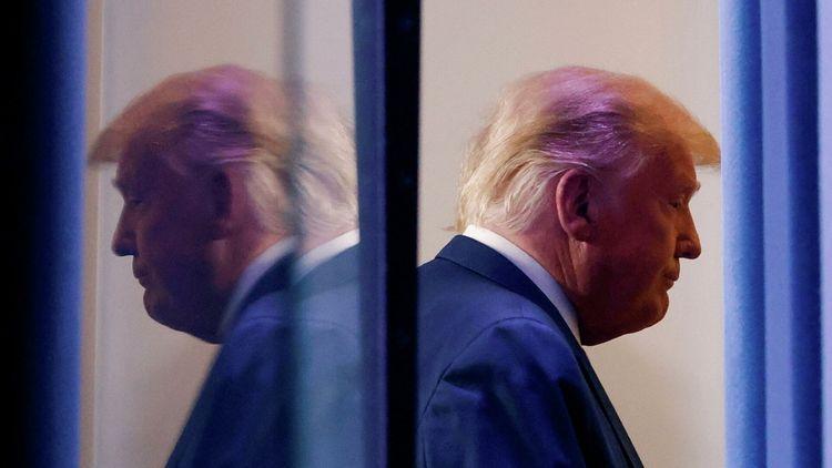 Штаб Трампа отозвал иск по результатам выборов в Мичигане