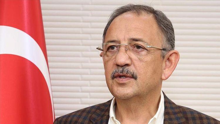 AKP-nin sədr müavini Mehmet Özhaseki  koronavirusa yoluxub