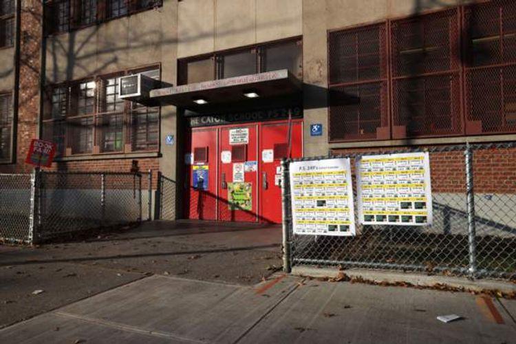 New York City closes its public schools