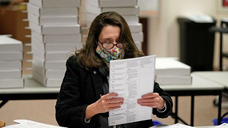Суд в Пенсильвании признал недействительными несколько тысяч бюллетеней