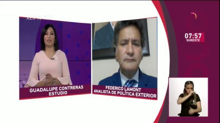 Meksikalı siyasi şərhçi: Ermənistan 30 ildir işğalda saxladığı Azərbaycan ərazilərini azad etməyi öz öhdəsinə götürüb