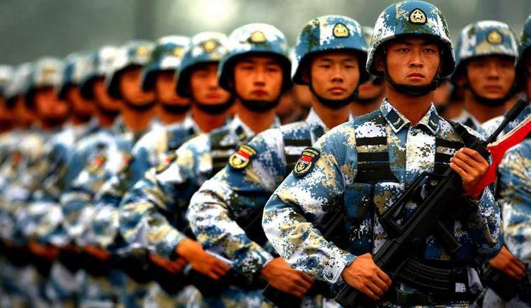 СМИ: Китай усилил военное присутствие на границе с Индией