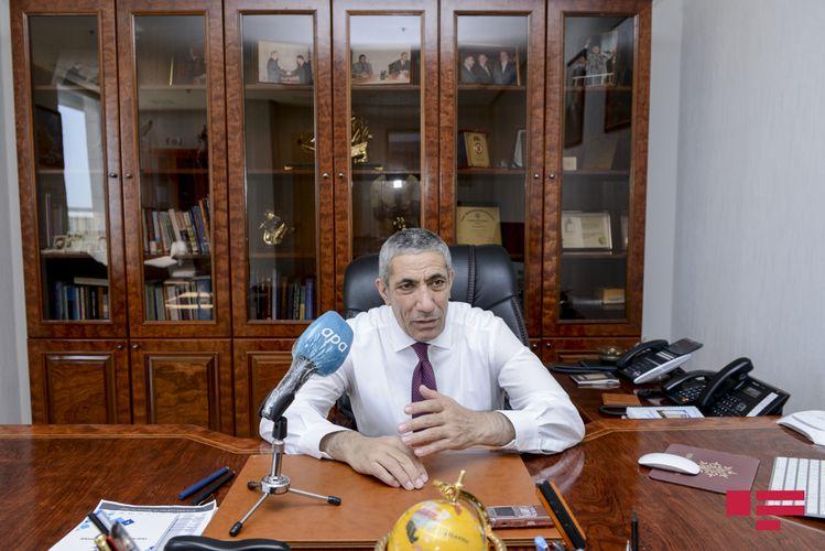 """Siyavuş Novruzov: """"YAP zərurətdən yaranmış partiyadır"""""""