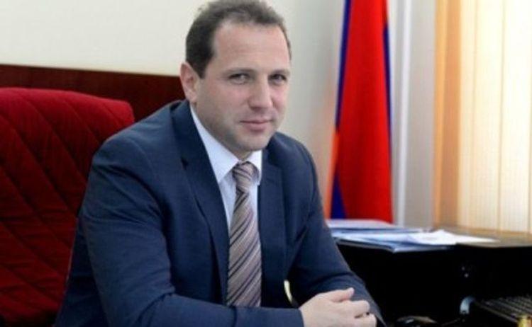 Media: Armenian Defense Minister resigns