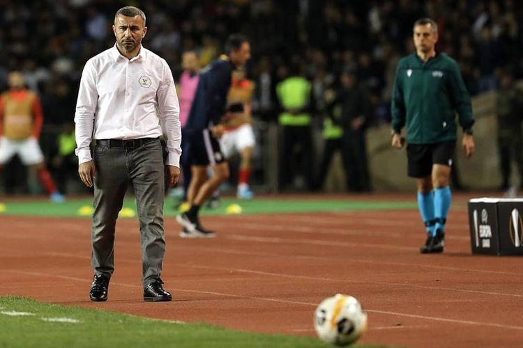 """Qurban Qurbanov: """"Böyük qürurla Ağdamda oynayacağımız ilk oyunu gözləyirik"""""""