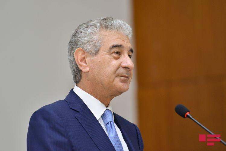 """Əli Əhmədov: """"Yeni Azərbaycan Partiyası möhtəşəm uğurlarımızın ilham mənbəyidir"""""""