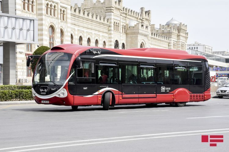 Public transport not to function in Azerbaijan from today until November 23