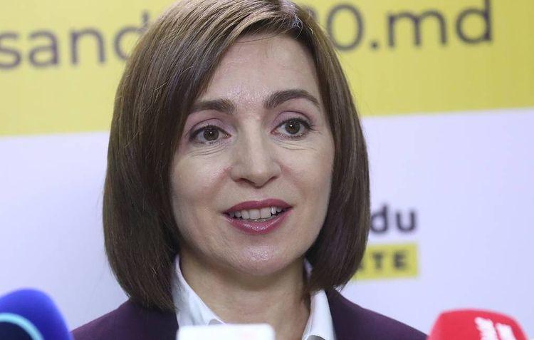 ЦИК Молдовы объявил Санду победителем президентских выборов