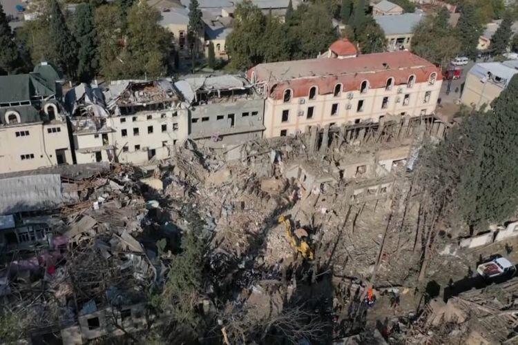 Лица, погибшие в результате армянской агрессии в Гяндже и Нафталане, будут считаться шехидами