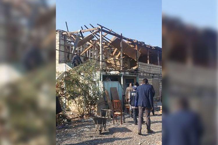 Представители МОМ оценят ущерб, нанесенный армянами жилым домам в Барде, Агдаме и Агджабеди
