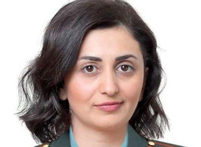 Ermənistan MN-in sözçüsü Şuşan Stepanyan işdən çıxıb