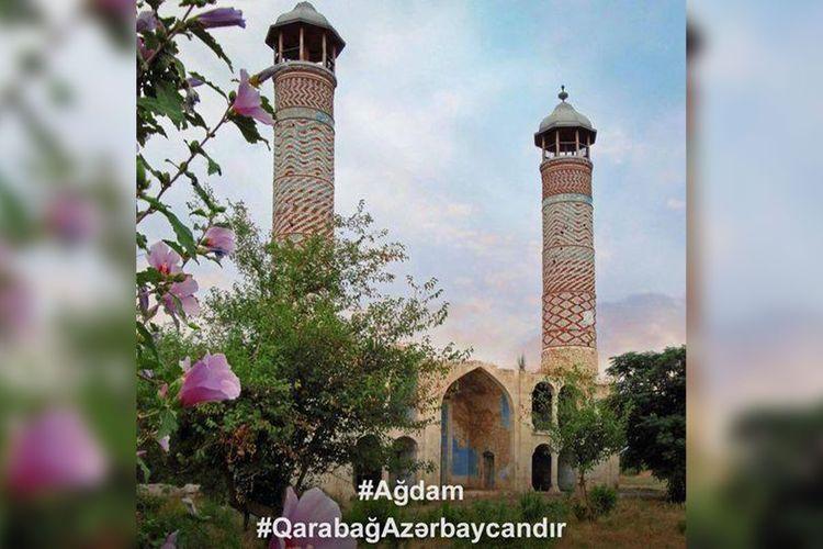 Mehriban Aliyeva congratulated the Azerbaijani people on the liberation of Agdam