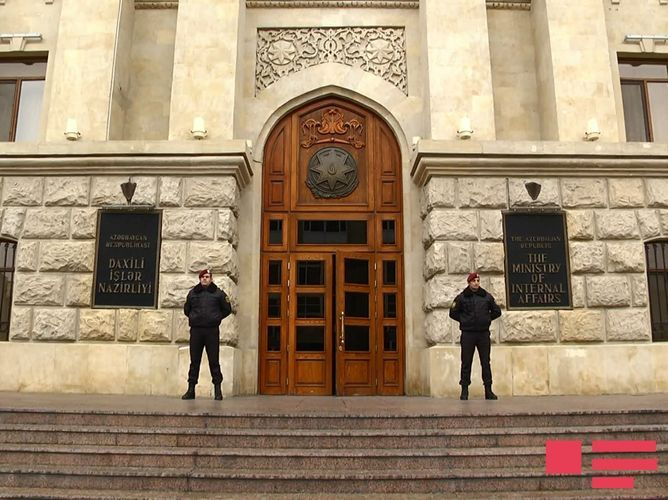 Azerbaijan's MIA lent clarity to issue of mask wearing in automobile