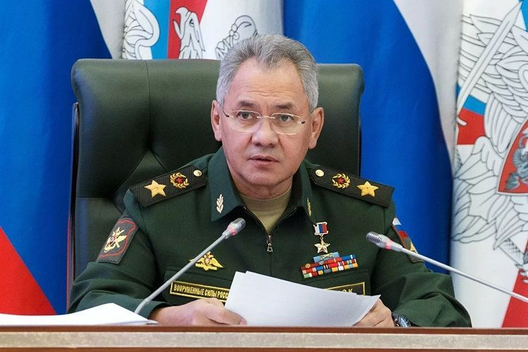 """Shoygu: """"Deployment of Russian peacekeeping contingent in Nagorno-Karabakh completed"""""""