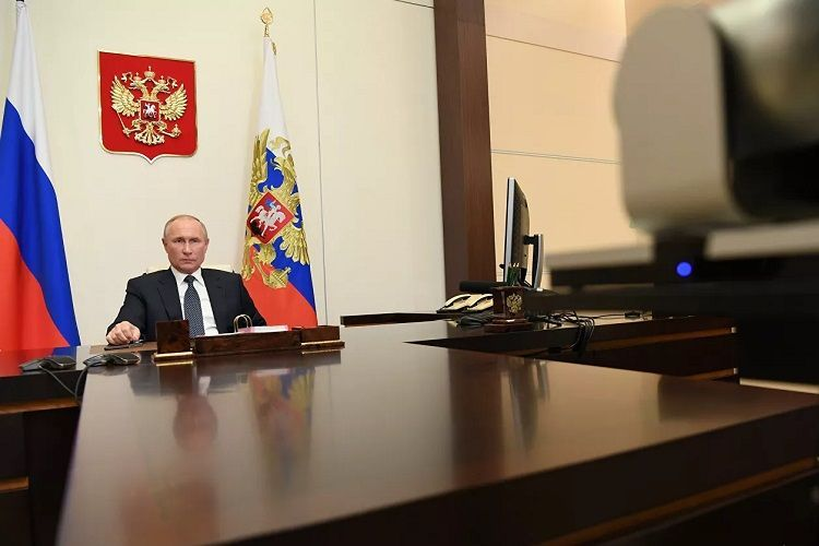 """Putin: """"All our humanitarian efforts must be for the welfare of the Azerbaijani and Armenian peoples"""""""