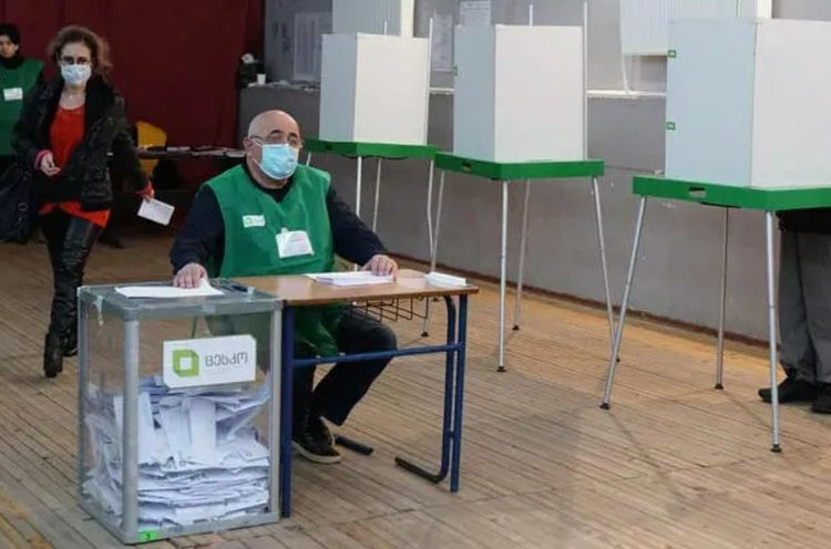 Gürcüstanda 10-cu çağırış parlament seçkilərinin ikinci raundu keçirilir